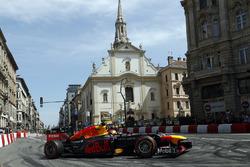Max Verstappen, Red Bull Racing driving