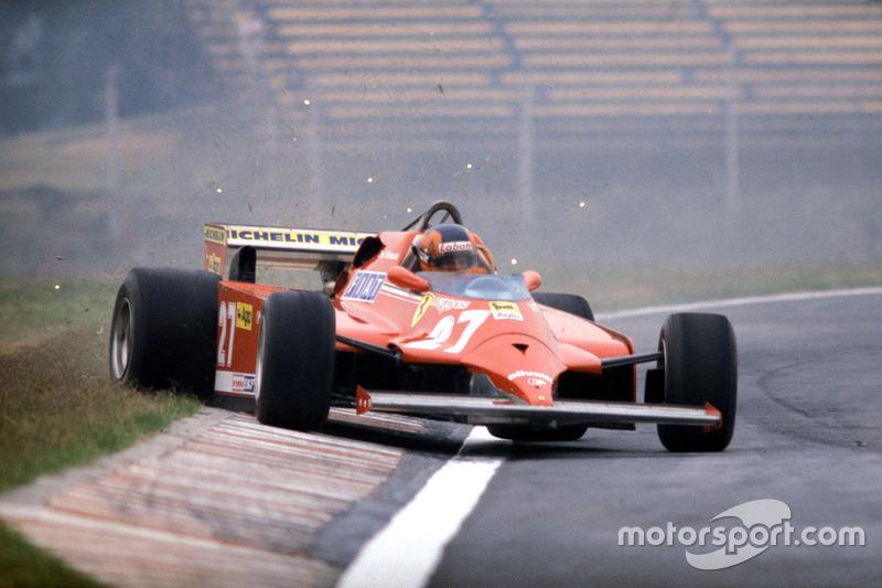 1981: Ferrari 126CK