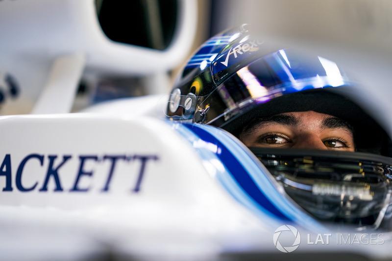 15. Lance Stroll, Williams FW40