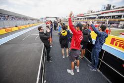 Sean Gelael, PREMA Racing, Nicholas Latifi, DAMS