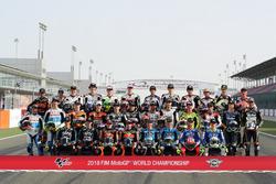 Pilotos de Moto2 2018
