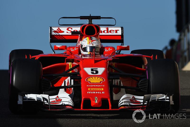 5. Sebastian Vettel