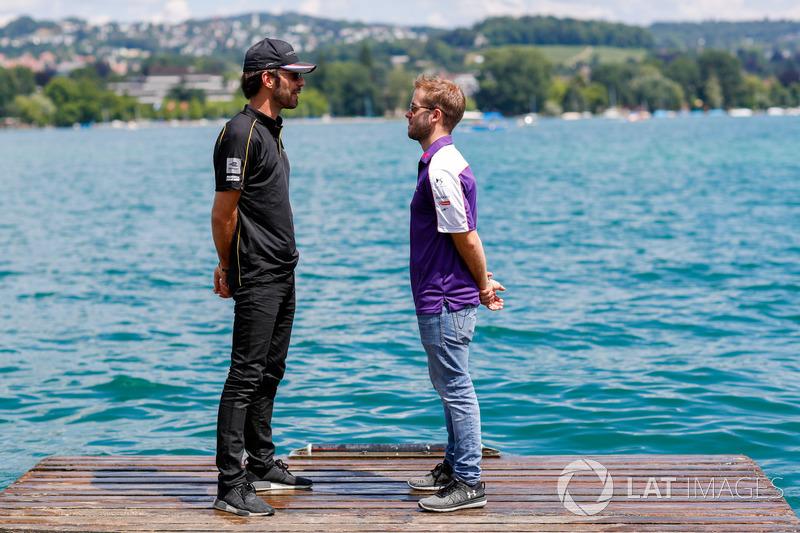 Jean-Eric Vergne, Techeetah, Sam Bird, DS Virgin Racing