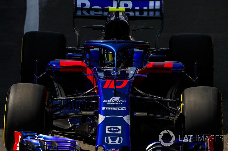 19º Pierre Gasly, Toro Rosso STR13 (444 vueltas)
