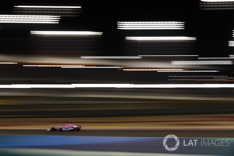 Естебан Окон, Force India VJM11 Mercedes