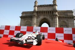 Презентация Force India VJM01