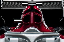 Detalle del Sauber C37