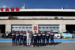 Alex Brundle, Brian Vickers, David Coulthard, Lando Norris, Zak Brown, Daniel Ricciardo, Mika Häkkin