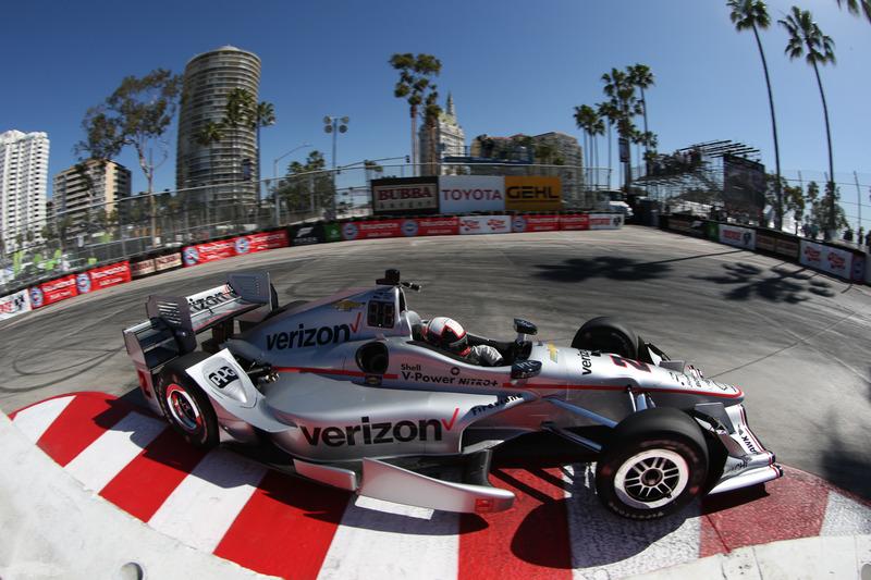7. Juan Pablo Montoya, Team Penske Chevrolet