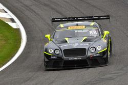 #88 Bentley Team Absolute Bentley Continental GT3: Adderly Fong