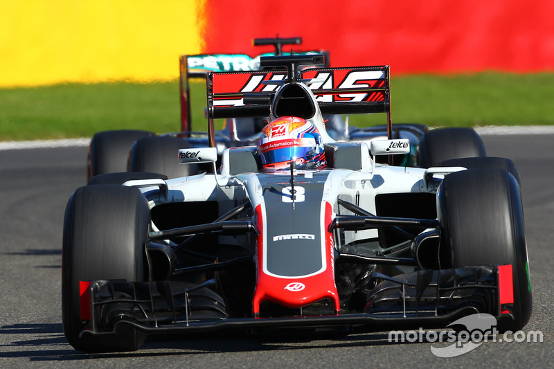 11: Romain Grosjean, Haas F1 Team VF-16