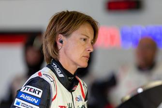 Miembro del Toyota Gazoo Racing