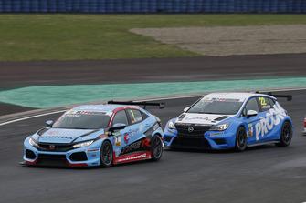 Mike Halder, Honda Civic TCR, Harald Proczyk, HP Racing, Opel Astra TCR