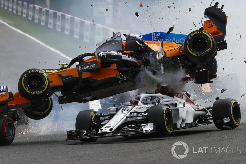 Gran Premio de Bélgica 2018 en Spa