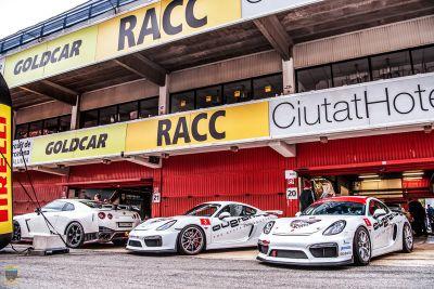 Curbstone track events - Tests de présaison