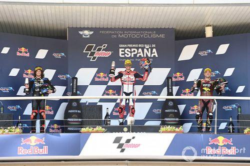 Moto2 Spanyol