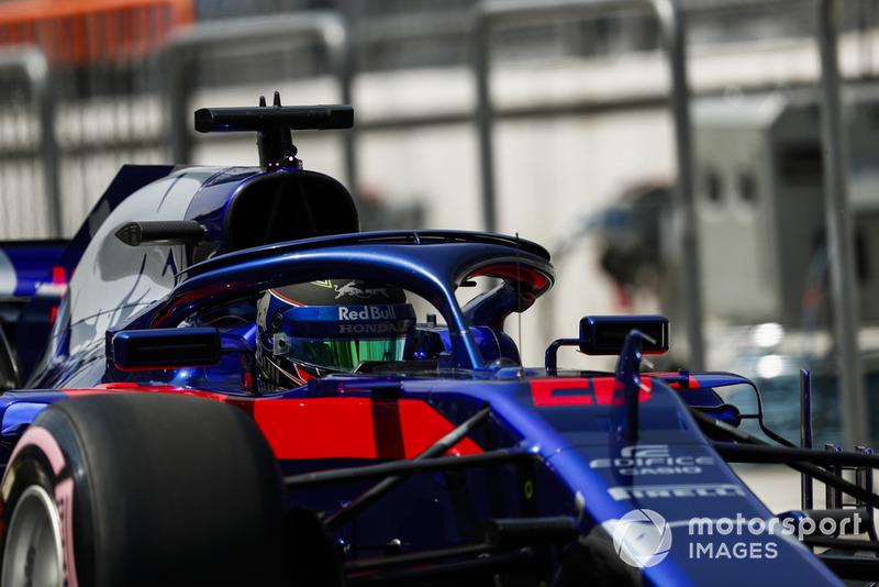 19. Брендон Хартлі, Toro Rosso — 4