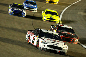 Brad Keselowski, Team Penske, Ford Fusion Discount Tire, Austin Dillon, Richard Childress Racing, Chevrolet Camaro Dow UCON