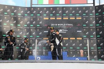 Podio Gara 2 World Final Pro Pro AM