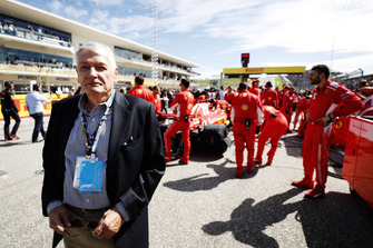 John Malone, Chairman, Liberty Media, on the grid