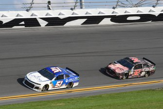 B.J. McLeod, Petty Ware Racing, Chevrolet Camaro JACOB COMPANIES, Corey LaJoie, Go FAS Racing, Ford Mustang Old Spice