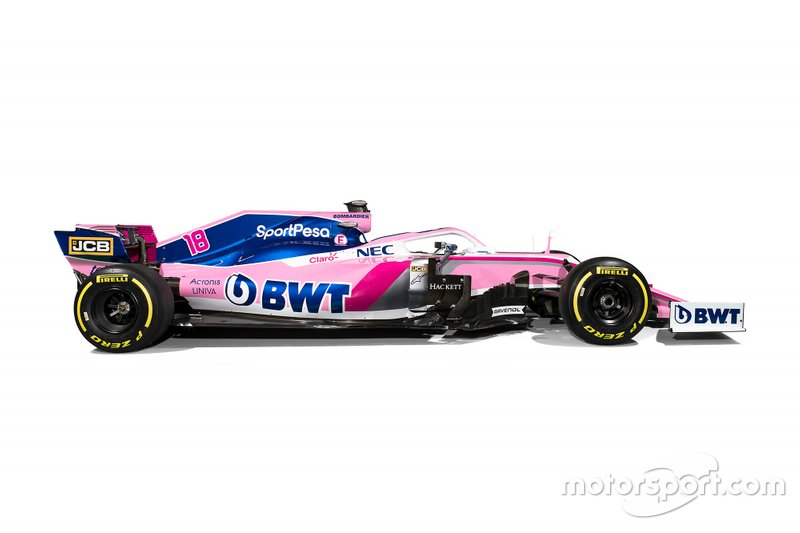Racing Point livery