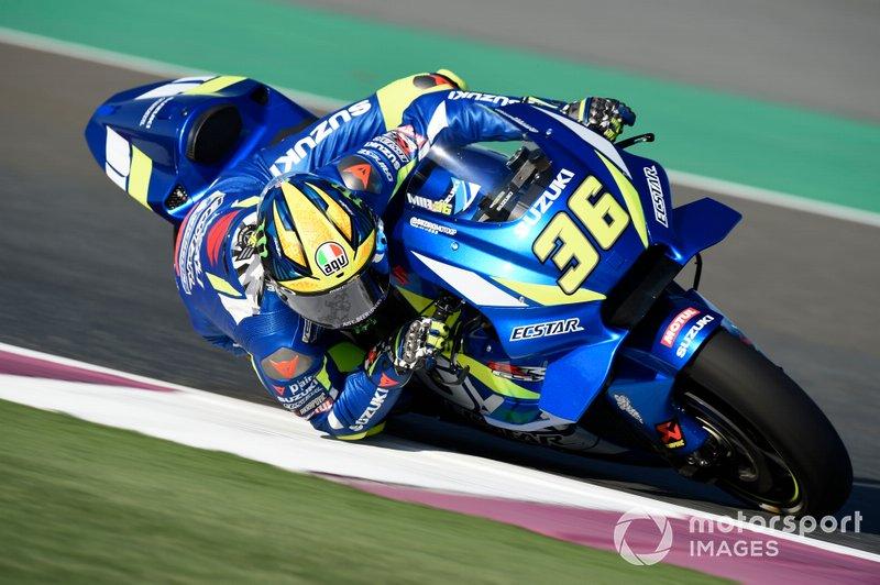 11 место - Хоан Мир, Team Suzuki MotoGP