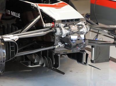 Formel-1-Test in Barcelona (2/2)