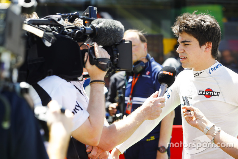 Lance Stroll, Williams after