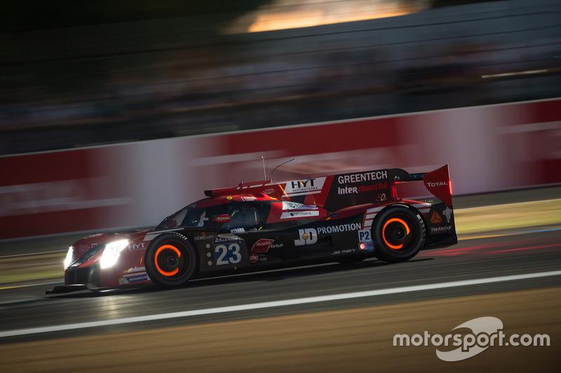 Ausfall LMP2: #23 Panis-Barthez Competition, Ligier JS P217 Gibson