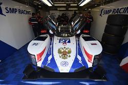 #27 SMP Racing Dallara P217 Gibson: Михайло Альошин, Віктор Шайтар, Сергій Сироткін