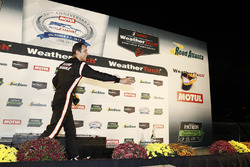 Third place Helio Castroneves, Team Penske