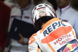 Marc Marquez, Repsol Honda Team, helmet