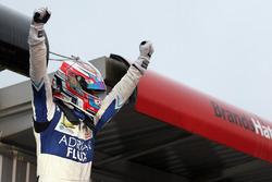 2017 champion Ashley Sutton, Team BMR Subaru Levorg