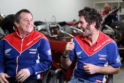 John McGuinness and Guy Martin, Honda Racing