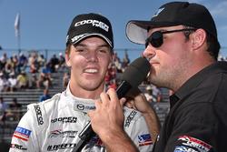 Ganador de la carrera Oliver Askew, Cape Motorsports