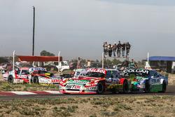 Juan Pablo Gianini, JPG Racing Ford, Gaston Mazzacane, Coiro Dole Racing Chevrolet