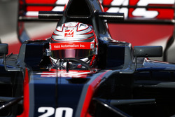 Kevin Magnussen, Haas F1 Team VF-17.