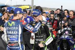 Jorge Lorenzo, Yamaha Factory Racing, Pol Espargaro, Monster Yamaha Tech 3