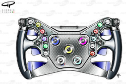 Red Bull RB7, volante