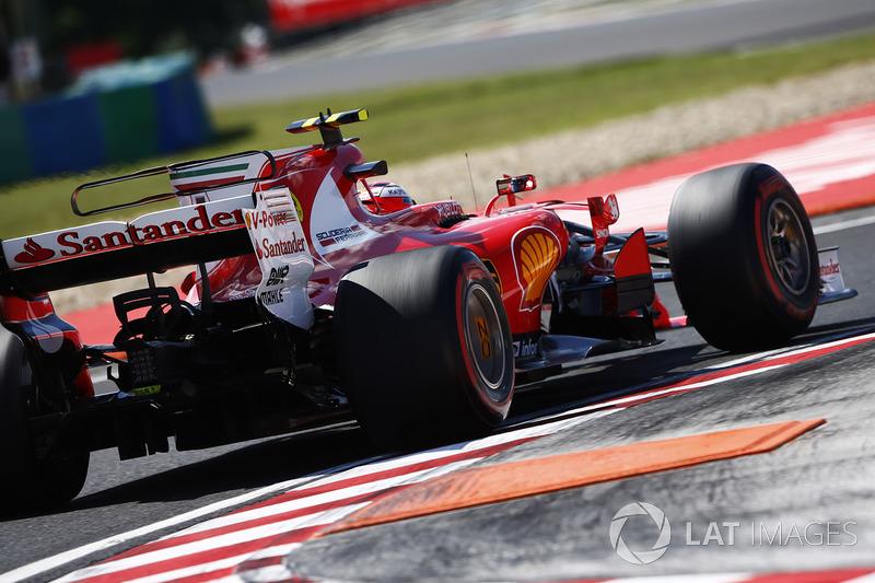 2. Кими Райкконен, Ferrari SF70H