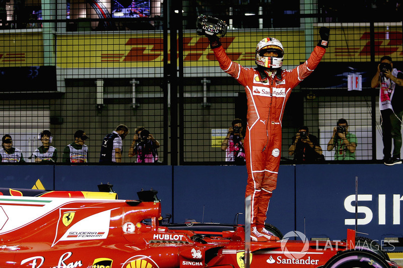 Ferrari - Sebastian Vettel (CONFIRMADO)
