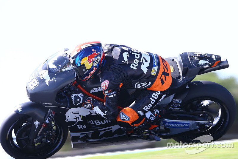 19º Bradley Smith (KTM Factory Racing) 1:29.978, a 1.429s