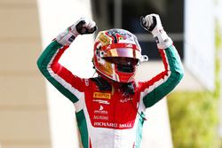 Le vainqueur Charles Leclerc, PREMA Racing