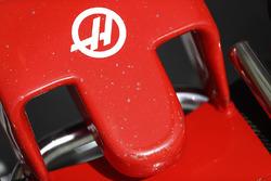 Носовой обтекатель Haas F1 VF-17