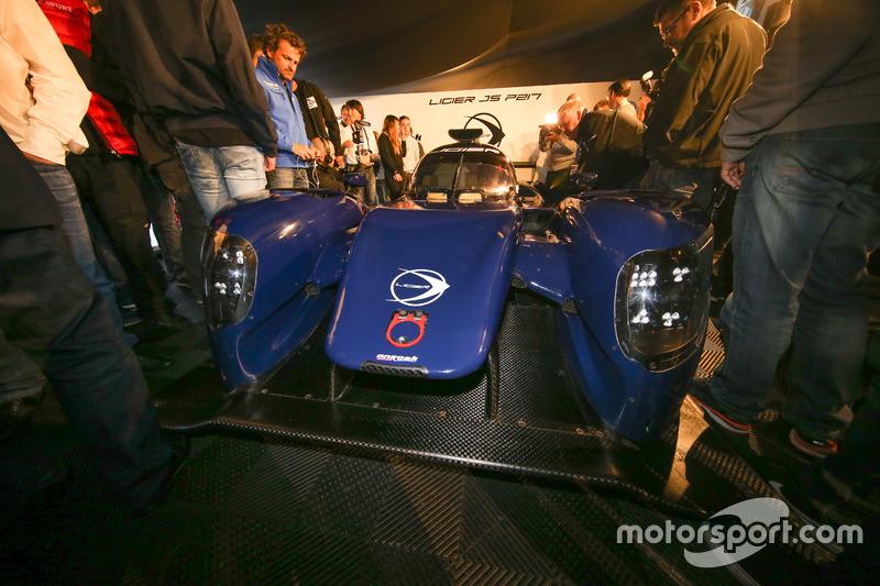 Ligier JS P217