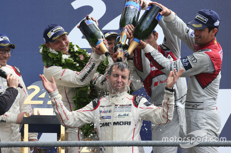 #2: Der glückliche Sieger von Le Mans: Porsche