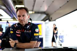 Кристиан Хорнер, руководитель Red Bull Racing