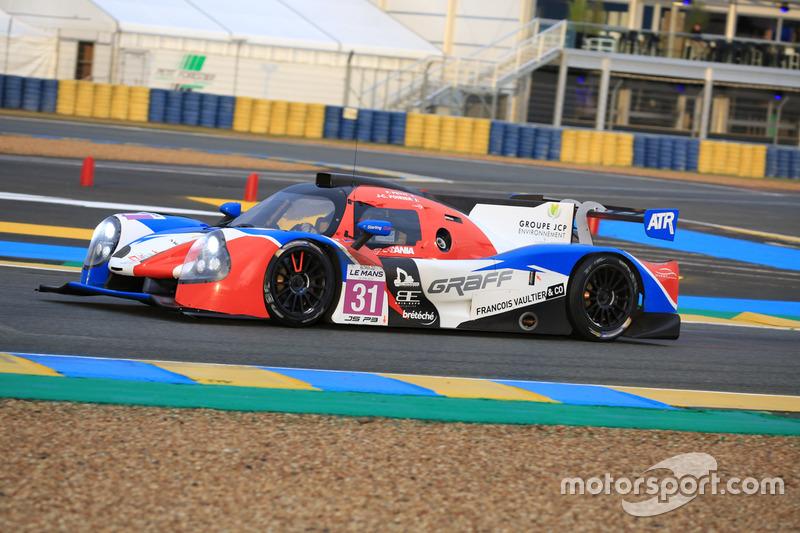 #31 Graff Ligier JPS3 - Nissan: Paul Petit, Jean Claude Poirier