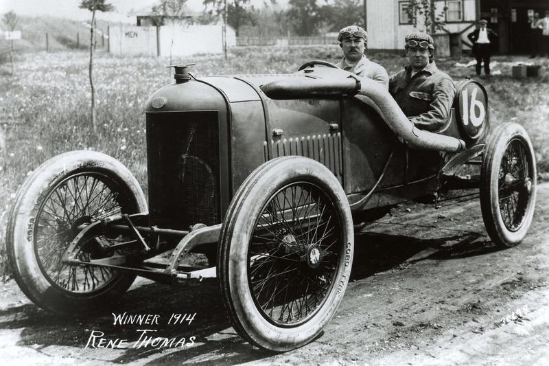 1914: René Thomas